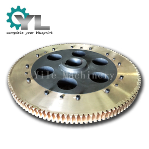 Steel Rolling Mill Cooling Bed Tin Bronze Worm Gear