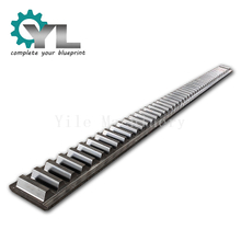Mining Excavator Forging Steel Pinion Gear Rack