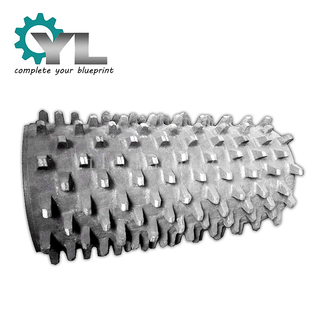 Crusher Rotating Casting Wear Big Roll