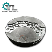 Custom CNC Machining Die Forging Mould