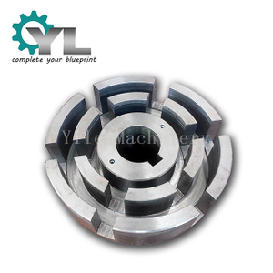 Excavator Transmission Clutch Half Coupling
