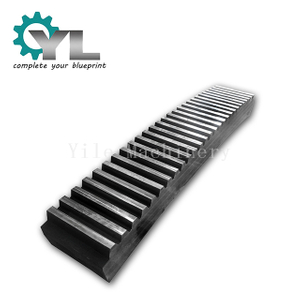 Custom Forging Steel CNC Milling Rack And Pinion