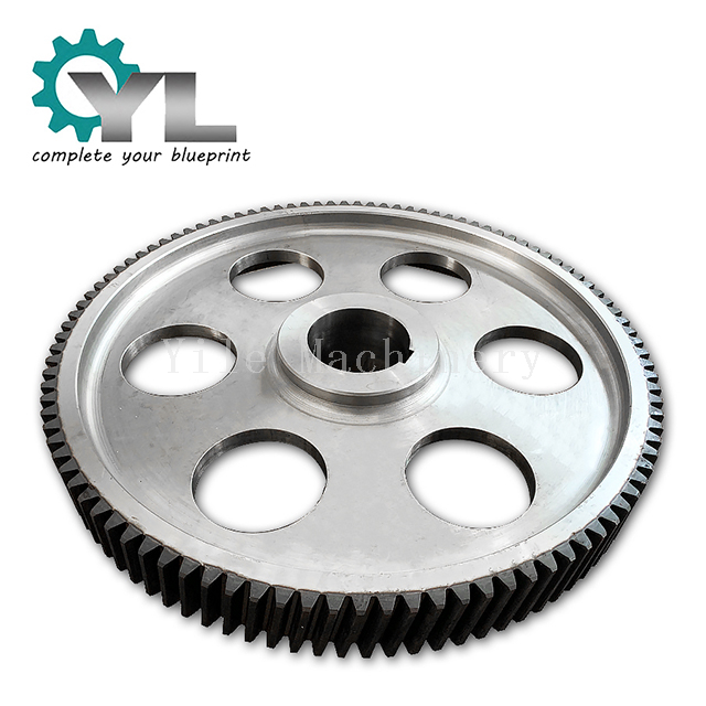 Gear Box Induction Hardened Toothed Wheel