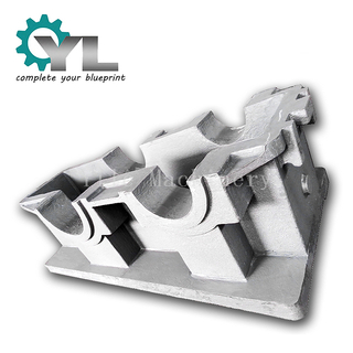 Steel Plant Iron Foundry OEM Customized Size Casting Body Steel Lost Foam Casting