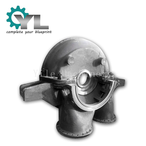 Grinding Mill Rotary Kiln Cooling Fan Cover Housing