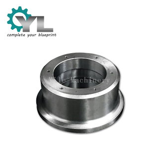 Excavator Heavy Duty Hardened Steel Roller Wheel