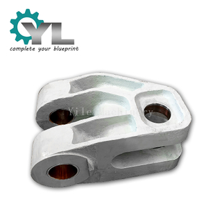 Excavator Alloy Steel Chain Webbing Connecting Link