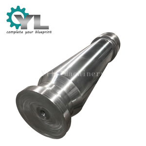 Steel Plant Forged Bar 60 Mn Plating Chrome Shaft Piston