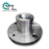 CNC Machining Alloy Steel Flange Shaft Bushings