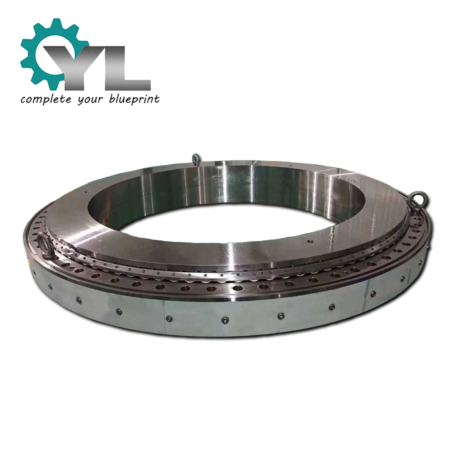 Wind Turbine Generator Supporting Turntable Bearing Yaw Pitch Bearing