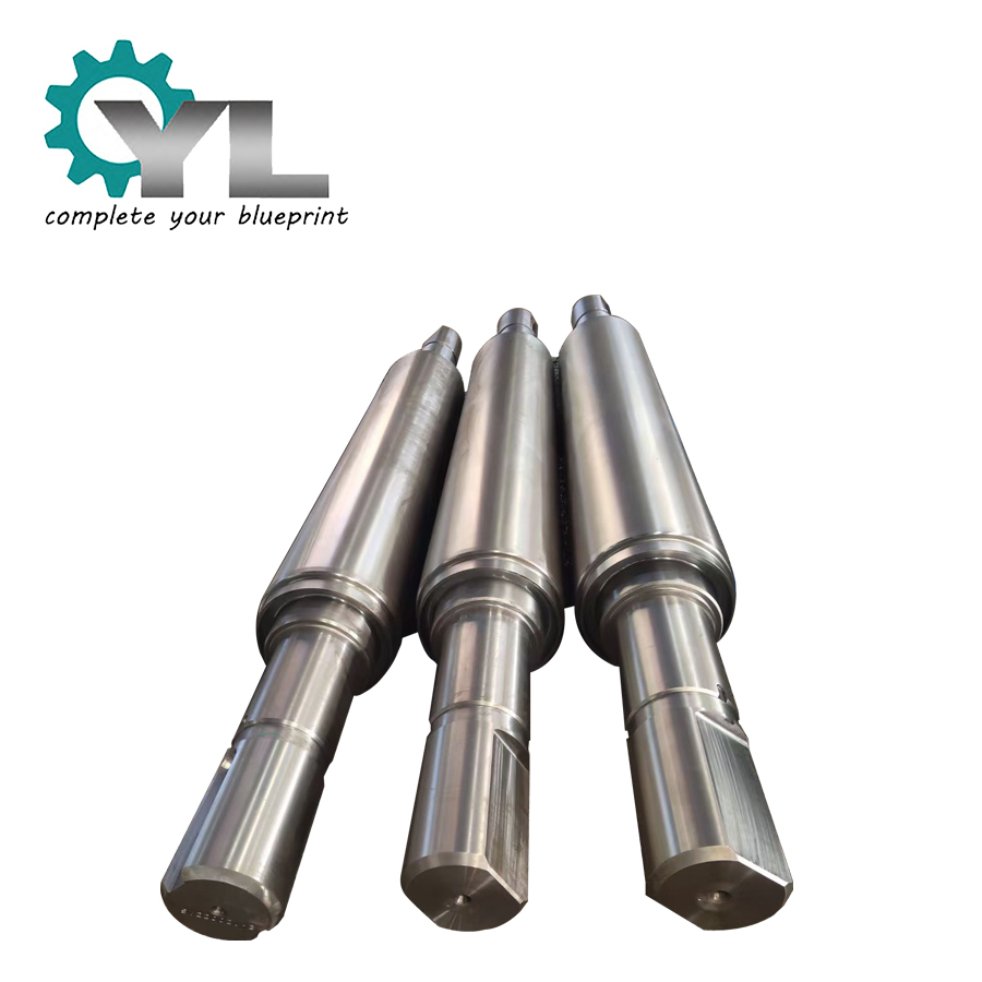 Steel Factory Steel Mill And Hot Rolling Mill Forging Furnace Bottom Roll