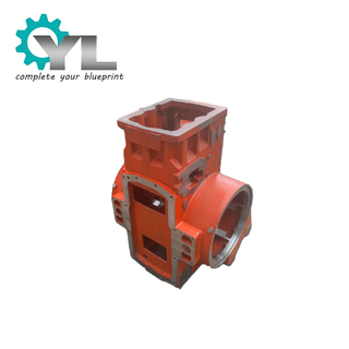 Factory Direct Sale Drawing Customized Milling Machine Lost Wax Casting Shell